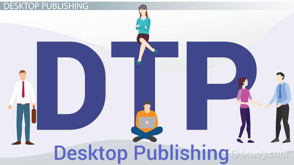 Unit 2: Desktop Publishing Software